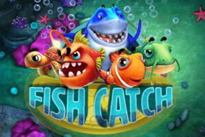 Fish Catch Specialty Game Logo