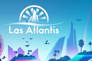Las Atlantis image logo