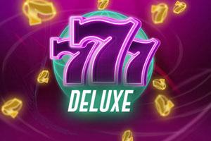 777 Deluxe Slot Logo