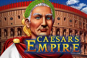 Caesar's Empire Slot Logo