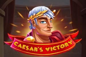 Caesar's Victory Logo